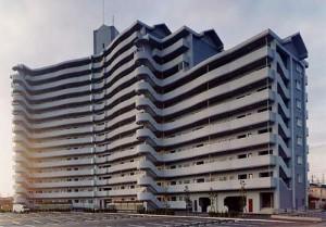 県営依佐美住宅建設(第一工区)