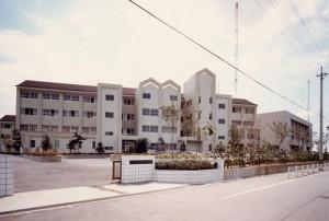 朝日中学校北校舎